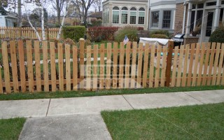 Suburban Fence Gallery