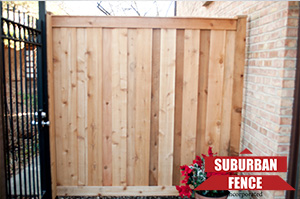 Wood Fence Services